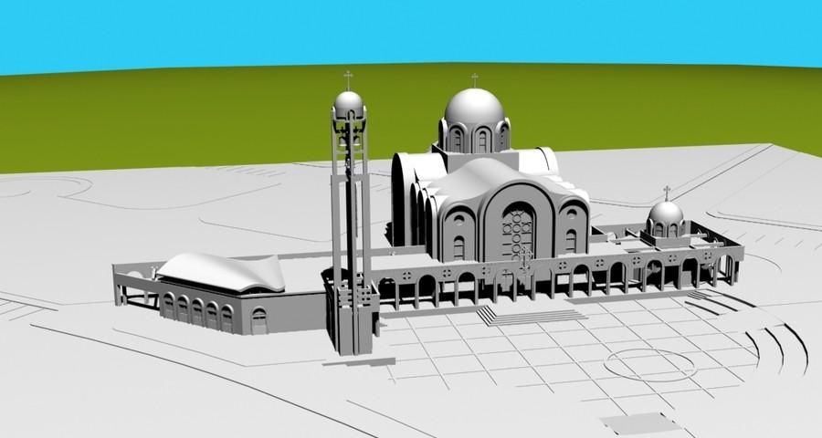 """Православен храм """"СВЕТИ ДУХ"""""""